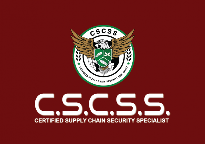 Certified Supply Chain Security Specialist