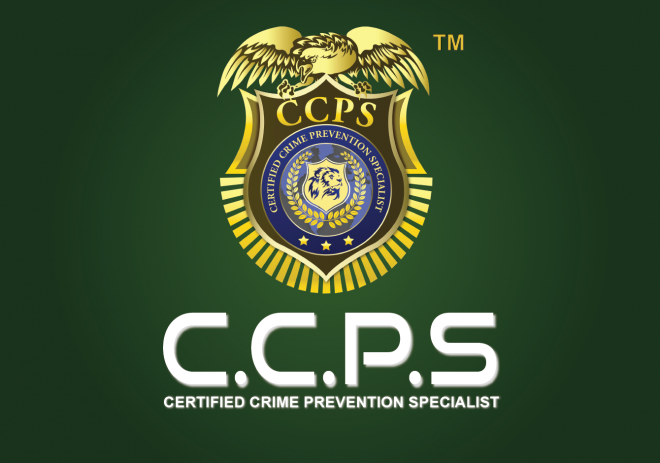 Certified Crime Prevention Specialist