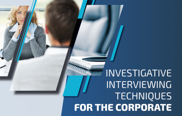 INVESTIGATIVE INTERVIEWING TECHNIQUES (IIT)